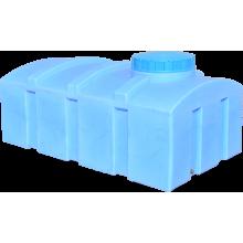 Емкость горизонтальная прямоугольная 1000 литров