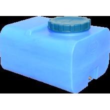 Емкость горизонтальная прямоугольная 200 литров