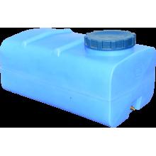 Емкость горизонтальная прямоугольная 300 литров