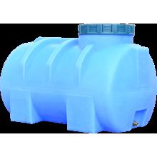 Емкость горизонтальная круглая 250 литров