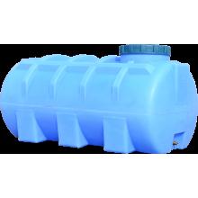 Емкость горизонтальная круглая 500 литров