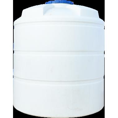 Емкость вертикальная круглая 10000 литров