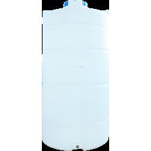 Емкость вертикальная круглая 3000 литров